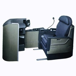 1997 united airlines first class cabin seating