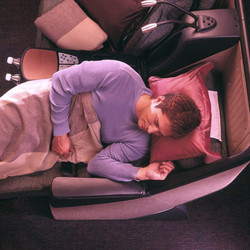 2000 cathay pacific eclipse business class