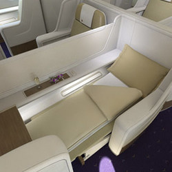 2009 thai airways royal suite first class
