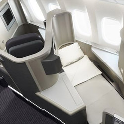 American airlines new business class