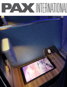 How Acumen's Mint cabin design for JetBlue enhances privacy and comfort